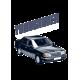 Tričko s potiskem pánské youngtimer Mercedes W124