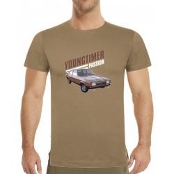 Tričko s potiskem pánské youngtimer Ford Capri