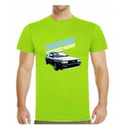 Tričko s potiskem pánské youngtimer Audi GT Coupé 2
