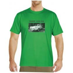 Tričko s potiskem pánské Škoda 1000 MB