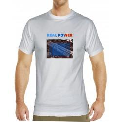 Tričko s potiskem pánské Real Power M Power