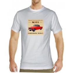 Tričko s potiskem pánské Škoda Felicia - miss východního bloku