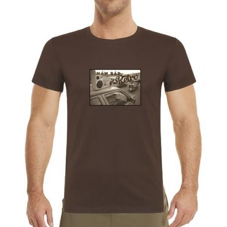 Tričko s potiskem pánské Mám rád retro