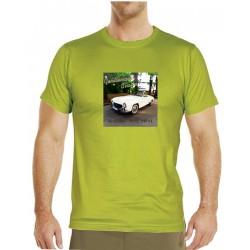 Tričko s potiskem pánské Mercedes Benz 190 SL