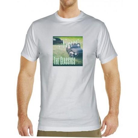 Tričko s potiskem pánské Save the classics