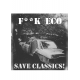 Tričko s potiskem pánské Mercedes Benz Save classics