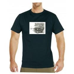 Tričko s potiskem pánské BMW Alpina