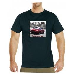 Tričko s potiskem pánské Porsche Carrera racing classics
