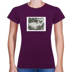 Tričko s potiskem dámské Renault R8