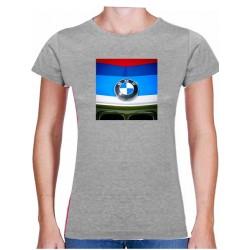 Tričko s potiskem dámské BMW maska