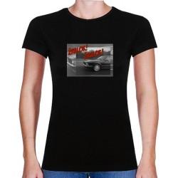 Tričko s potiskem dámské BMW 635 CSi Žralok