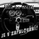 Tričko s potiskem dámské Klíč ke štěstí Škoda 130 RS