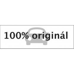Samolepka hranatá černobílá 100 % originál