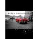 Tričko s potiskem dámské Škoda 100 červená