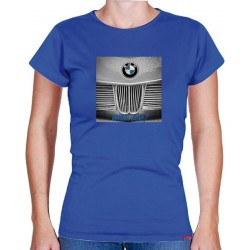 Tričko s potiskem dámské BMW What else?